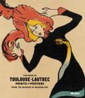 The Paris of Toulouse-Lautrec: Prints and Posters from the Museum of Modern Art [With Poster] Cover Image