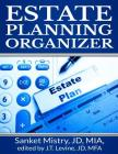 Estate Planning Organizer: Legal Self-Help Guide Cover Image