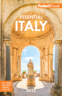 Fodor's Essential Italy 2022 (Full-Color Travel Guide) Cover Image
