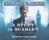 A Study in Scarlet: A Sherlock Holmes Novel Cover Image