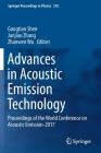 Advances in Acoustic Emission Technology: Proceedings of the World Conference on Acoustic Emission-2017 (Springer Proceedings in Physics #218) Cover Image