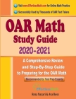 OAR Math Study Guide 2020 - 2021: A Comprehensive Review and Step-By-Step Guide to Preparing for the OAR Math Cover Image