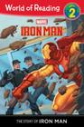 The Story of Iron Man (Level 2) (World of Reading) Cover Image