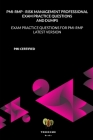 PMI-RMP Risk Management Professional Exam Practice Questions and Dumps: Exam Practice Questions for PMI-RMP LATEST VERSION Cover Image