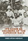 We Come as Members of the Superior Race: Distortions and Education Policy Discourse in Sub-Saharan Africa Cover Image