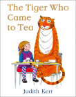 The Tiger Who Came to Tea [With CD (Audio)] Cover Image
