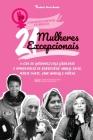21 Mulheres Excepcionais: A vida de Lutadores pela Liberdade e Rompedoras de Barreiras: Angela Davis, Marie Curie, Jane Goodall e outras (Livro Cover Image
