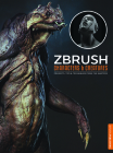Zbrush Characters and Creatures Cover Image