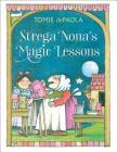 Strega Nona's Magic Lessons (A Strega Nona Book) Cover Image