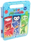 PJ Masks Wipe-Clean Activity Book (Write and Wipe) Cover Image
