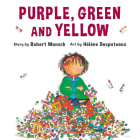 Purple, Green and Yellow (Annikins) Cover Image