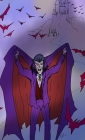 Vampire Midnight Journal Cover Image