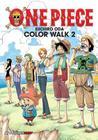 One Piece Color Walk Art Book, Vol. 2 Cover Image