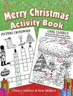Merry Christmas Activity Book Cover Image