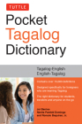 Tuttle Pocket Tagalog Dictionary: Tagalog-English / English-Tagalog Cover Image