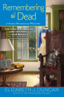 Remembering the Dead: A Penny Brannigan Mystery Cover Image