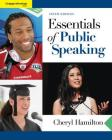 Cengage Advantage Books: Essentials of Public Speaking Cover Image
