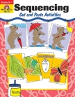 Sequencing: Cut and Paste Activities Grades K-1 Cover Image