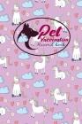 Pet Vaccination Record Book: Animal Vaccination Record, Vaccination Record, Pet Vaccinations Log Book, Vaccine Book, Cute Unicorns Cover Cover Image