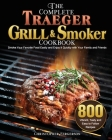 The Complete Traeger Grill & Smoker Cookbook Cover Image