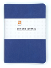 Dot Grid Journal - Sapphire Cover Image