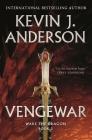 Vengewar (Wake the Dragon #2) Cover Image