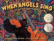When Angels Sing: The Story of Rock Legend Carlos Santana Cover Image