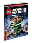 Lego Star Wars III: The Clone Wars: Prima Official Game Guide Cover Image