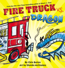 Fire Truck vs. Dragon Cover Image