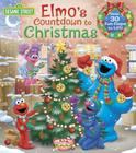 Elmo's Countdown to Christmas (Sesame Street) (Lift-the-Flap) Cover Image
