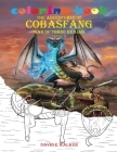 Coloring Book The Adventures of Cobasfang: War of Three Realms Cover Image