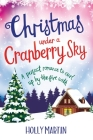 Christmas under a Cranberry Sky: Large Print edition Cover Image