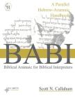 Biblical Aramaic for Biblical Interpreters: A Parallel Hebrew-Aramaic Handbook Cover Image