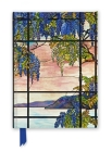 Tiffany: View of Oyster Bay (Foiled Journal) (Flame Tree Notebooks) Cover Image