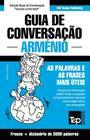 Guia de Conversação Português-Arménio e vocabulário temático 3000 palavras Cover Image