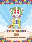 Punktmarker Tiere Malbuch für Kleinkinder: Dot Marker süße Tiere - Aktivitätsbuch für Kinder, Kleinkinder, Vorschule & Kindergarten Cover Image