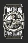 Terminplaner 2020: Terminkalender für 2020 mit Triathlon Retro Cover - Wochenplaner - elegantes Softcover - A5 - To Do Liste - Platz für Cover Image