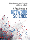 A First Course in Network Science Cover Image