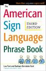 The American Sign Language Phrase Book Cover Image