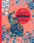 Posh Glitter Coloring Book Bohemian Spirit Cover Image