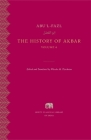 The History of Akbar (Murty Classical Library of India #23) Cover Image