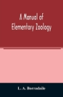 A manual of elementary zoology Cover Image