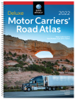 2022 Deluxe Motor Carriers' Road Atlas Cover Image
