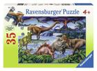 Dinosaur Playground 35 PC Puzzle Cover Image