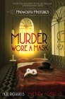 Murder Wore A Mask Cover Image