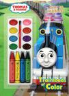 Trainloads of Color [With Sticker(s) and Paint] Cover Image