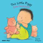 This Little Piggy / Este Cochinito (Dual Language Baby Board Books- English/Spanish) Cover Image