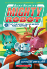 Ricky Ricotta's Mighty Robot vs. the Jurassic Jackrabbits from Jupiter (Ricky Ricotta's Mighty Robot #5) Cover Image