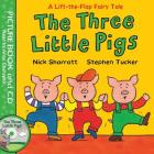 The Three Little Pigs [With Audio CD] (Lift-The-Flap Fairy Tales) Cover Image