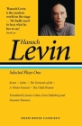 Hanoch Levin: Selected Plays One (Oberon Modern Playwrights) Cover Image